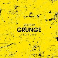 Textura amarilla abstracta grunge
