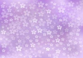 Paarse bloemen achtergrond