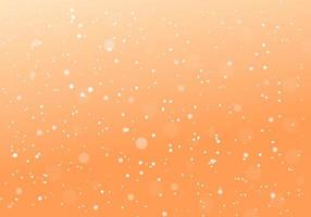 Abstract Orange minimal dotted blur background