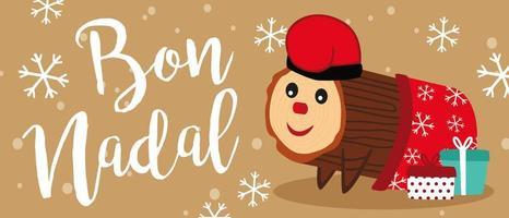 Bannière Caga Tio de Nadal
