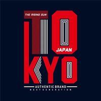 tokyo urban typography design
