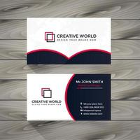 Business Card Color set