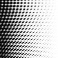 Mezzitoni nero modello trama design