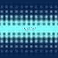 Comic halftone pattern vector