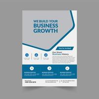 Business Growth Brochure Template