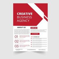 Business Agency brochure flyer template
