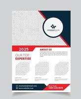 Management Corporate Business Template vector