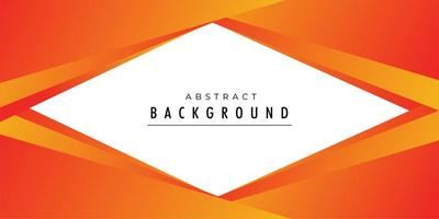 Orange sale creative background vector layout