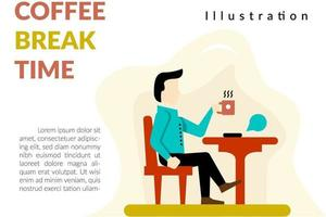 Coffee Break banner