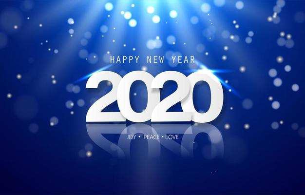Stock Illustration - New year 2009. Clipart Drawing gg4549445 - GoGraph