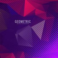 Abstract  multicolor geometric colorful background