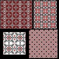 Hungarian pixel pattern set