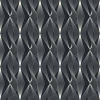 White stripes on dark background