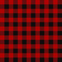 Lumberjack seamless plaid pattern