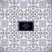 decoratief luxe patroon