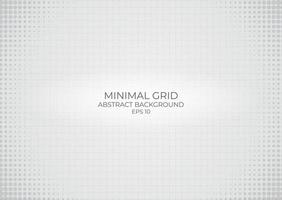 Minimal grid abstract background