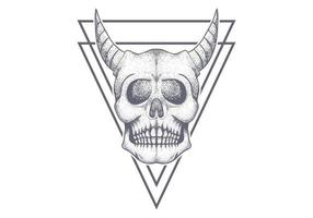 devil skull triangle