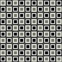 Black and gray square grid pattern