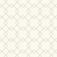 Overlapping dash rhombus pattern