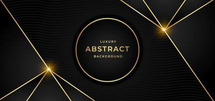 Luxury background with golden