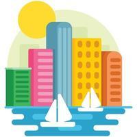 Edificios y embarcaciones