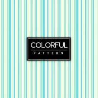 Rayures colorées sans soudure de fond