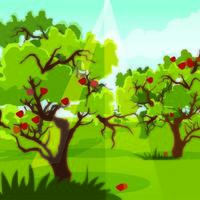 The Apple Tree Garden