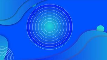 Circular Abstract Banner
