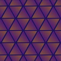 Gradient triangle pattern background