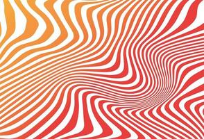 Abstract colorful seamless zigzag pattern background vector