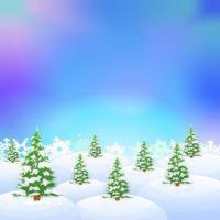 Belle journée en hiver
