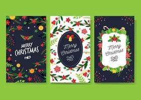 Christmass Greeting Card Collection