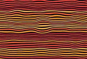 Zig zag lignes colorées diagonales vague fond