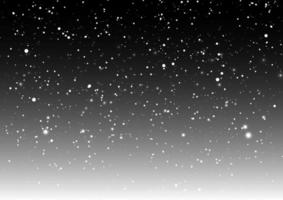 Christmas snow overlay background
