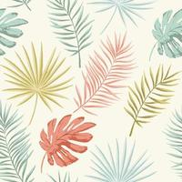 Summer retro pattern