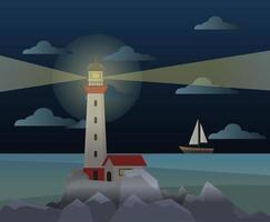 La Lanterna Nell'oceano