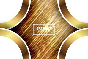 Gold abstract background,vector