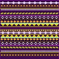 Colorful tribal background design