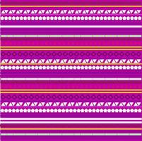 Pink and purple tribal background design
