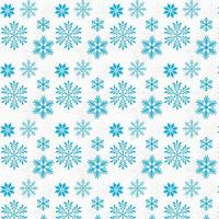 blue snow flakes background design