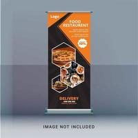 Ristorante Roll Up Banner