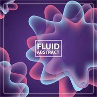fluido sfondo astratto