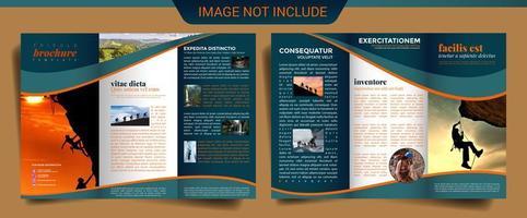 tri-fold broschyr