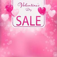 Banner of Valentine's Day Sale