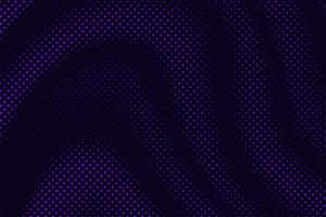 Purple Halftone Background vector