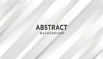 Minimal Angled Modern White Background