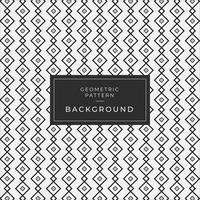 Geometric pattern with squares seamless background