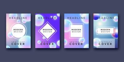 Holografische bal cover ontwerp