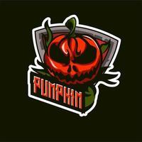 Pumpkin Gaming Badge