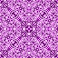 Purple and Lighter Purple Geometric Pattern